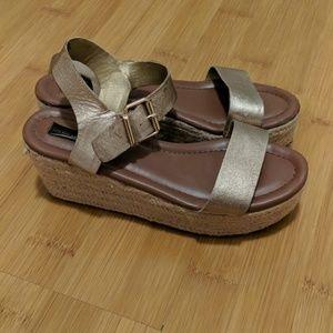 Steve madden sabbie platform sandal